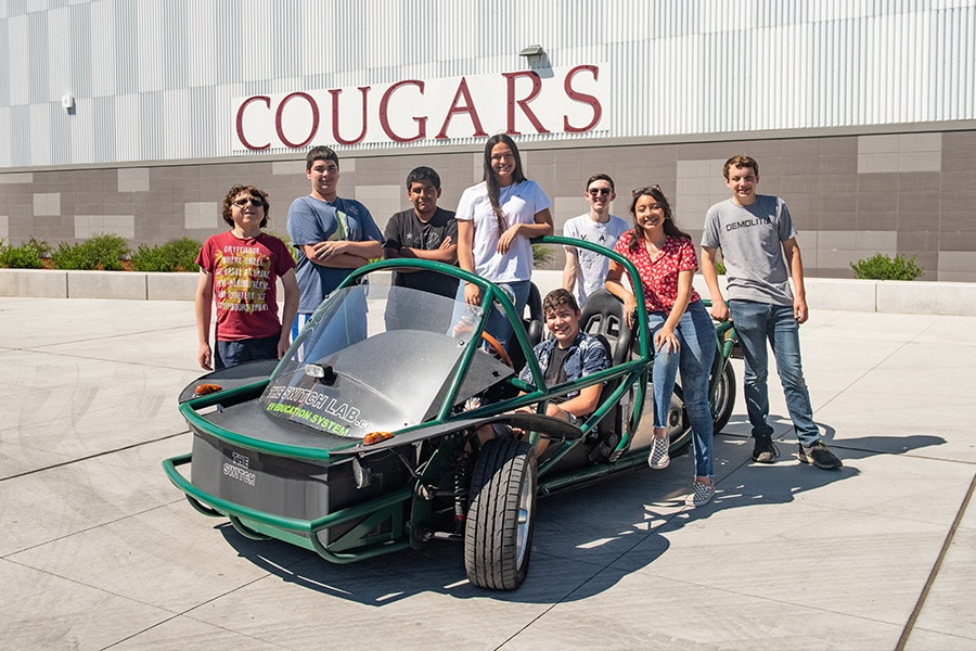 Rancho Cotate Cougars